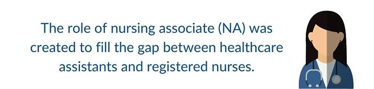 nursing associate job role image